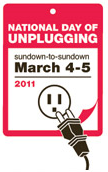 Day of Unplugging logo belongs here
