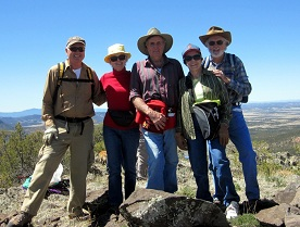 Hikers over 70