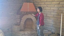 Kiva with Smoke Chamber