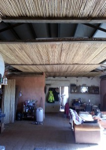 Lodge Ceiling - with gap